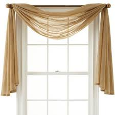 Window Curtains At Jcpenney Best 25 Scarf Valance Ideas On Pinterest Curtain Scarf Ideas