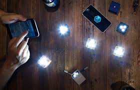 Cube Lights Lume Cube Lights Up Your Android Phone Photos And Video Android
