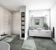 Schlafzimmer Und Bad In Einem Raum Design Auf Ganzer Linie Die Begehbare Dusche Fliesenliebe