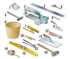 attrezzature per piastrellisti attrezzi piastrellista
