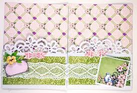 photo album page inserts interactive flip fold album pocket pages pazzles craft room