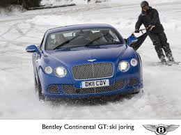 bentley bathurst bentley continental gt snow tow mydrive media