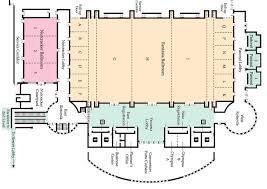 facility floor plan conference facility floor plans