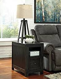 signature design by ashley end table amazon com ashley furniture signature design gavelston end table