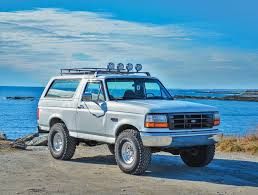 ford bronco seth honemann u0027s 1996 ford bronco lmc truck life