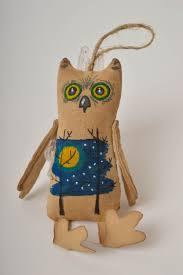 madeheart u003e handmade owl toy beautiful cute home decor unusual