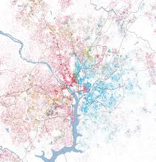Dc Neighborhood Map Maps Show Racial Divides In Greater Washington U2013 Greater Greater