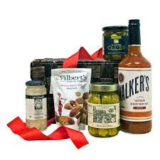 Bloody Mary Gift Basket Best 25 Gourmet Food Gifts Ideas On Pinterest Salts Love With