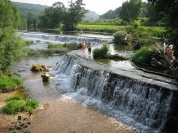 New Jersey wild swimming images Claverton weir natural swimming spot outside bath beauty spot if jpg