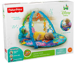 amazon fisher price disney u0027s finding nemo gym discontinued
