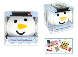 novelty family christmas game pass the parcel snowman party game 8