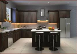 kitchen cabinet backsplash with white cabinets and dark