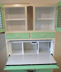 antiques atlas mid century retro kitchen larder cabinet