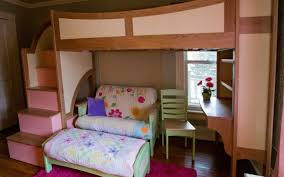 girls loft beds with desk futon pink girls loft bed stunning girls futon pink girls loft
