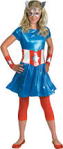 halloween costumes captain america captain america child teen costume halloween costumes