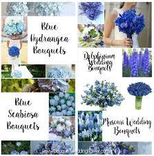 blue flowers for wedding blue flowers for a wedding bouquet wedding flower