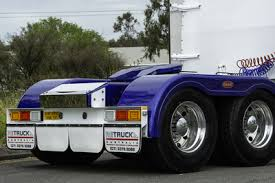 rear race light bar kenworth retruck australia