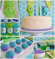 193 monster university party ideas images
