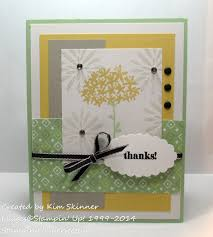 clean and simple cards sting imperfection