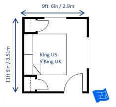 bedroom sizes in metres minimum king bedroom size jpg