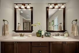 bathroom lighting mesmerizing lighted bathroom vanity mirrors