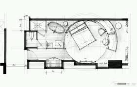Sketch Floor Plan Hotel Design Floorplan Sketch Architectural Drawings Pinterest