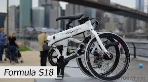 best folding bike 2012 dahon formula fast and tough folding bike