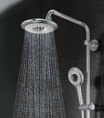 Shower Head In Ceiling by Atlantis Rain Shower Heads With Powerful Handheld Products