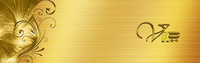 atmospheric card luxury gold texture pattern background banner
