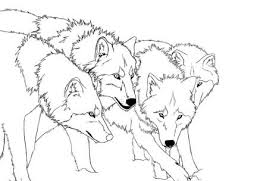 Wolf Pack Coloring Pages Just Colorings Wolf Pack Coloring Pages