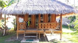 Small Bungalow Gili Air Grandpacking