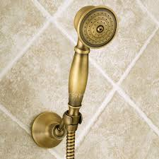 Shower Only Faucet Vintage Brass Tub And Shower Faucet Hand Shower Only