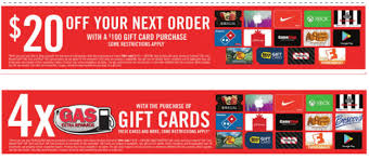 gift cards deals gift card deals at and stop shop frequent miler