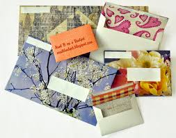 Make An Envelope Aunt B On A Budget How To Make An Envelope