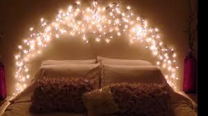 cool diy bedroom lighting decoration ideas youtube