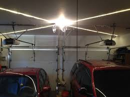 inexpensive garage lights from led strips 6 steps with pictures