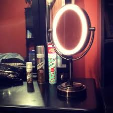 conair led lighted mirror conair double sided lighted mirror review guide to gorgeous hair