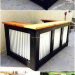 Diy Reception Desk 70 Incredible Diy Reception Desk Ideas With Amazing Appears