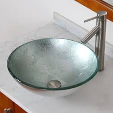 20 glass sink design ideas for bathroom inspirationseek com