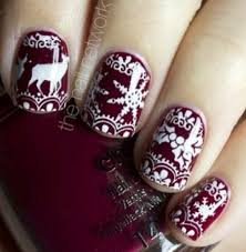 hottest nail art for winter 2013 so flabyouloss