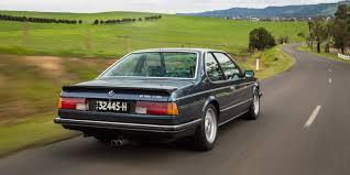 bmw vintage coupe bmw 6 series old v new 2016 650i v 1984 635csi photos 1 of 65