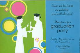 graduation party invitation wording cloveranddot com
