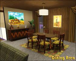 my sims 3 blog retro realty u002770s modern family home by missroxor