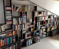 Best Bookshelves For Home Library by Best 25 Homemade Bookshelves Ideas On Pinterest Homemade Shelf