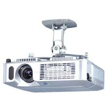 Ceiling Mounted Projectors by Silver Home Theatre Bracket Overhead Roof Video Support