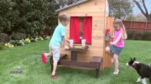 outdoor playhouse for kids what you should know