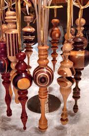 131 best wood turning ornaments images on wood