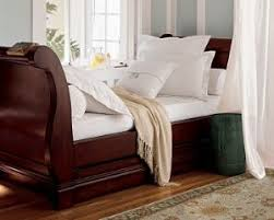 pottery barn sleigh trundle bed for home pinterest barn
