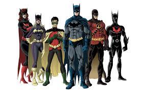 batman of the family the batman family comic wallpaper free desktop backgrounds and