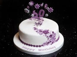 60th birthday cake ideas female a birthday cake